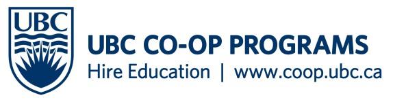 UBC Coop Logo
