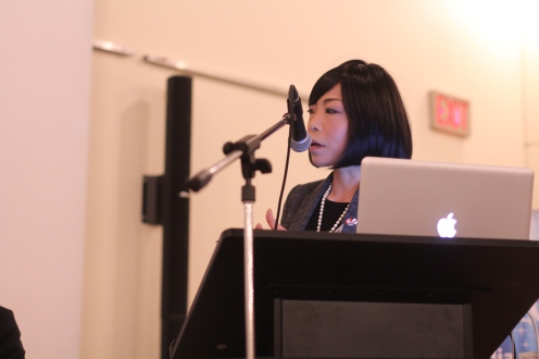 Tomoko Nakasuji (BC Ministry of International Trade)