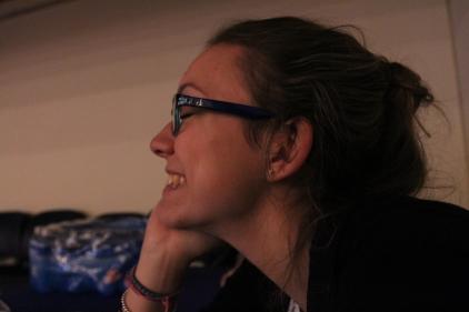 Mareike Entzian (Project Assistant)