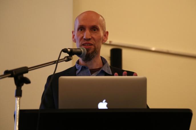 Patrick Pennefather (CDM)